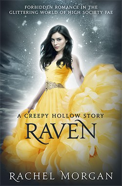 Raven, A Creepy Hollow Story