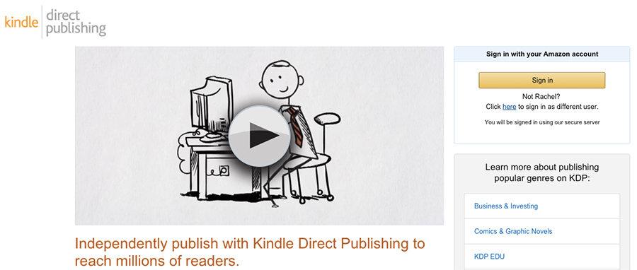 Amazon-KDP-Screen-Shot