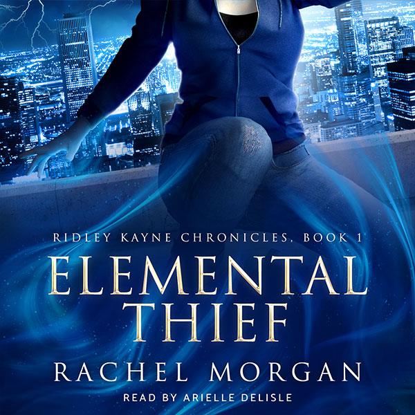 Elemental Thief Audiobook