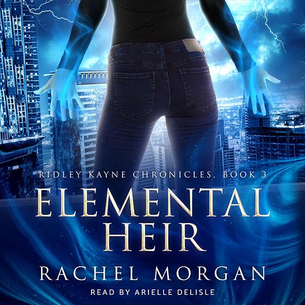 Elemental Heir Audiobook