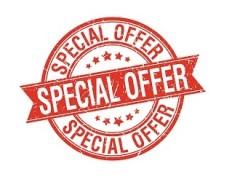 Cantalamessas special offers