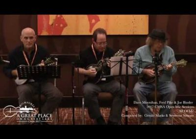 2017 Open Mic – All of Me