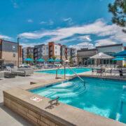 Axio 8400 Pool Area