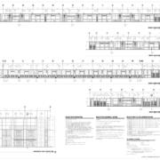 Expressway Logistics Elevation B&W 2021
