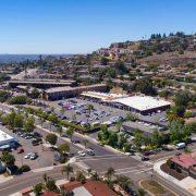 Del Cerro Shopping Center Aerial View