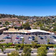 Del Cerro Shopping Center Parking Lot