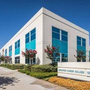 Garden Grove Education Center Entrance