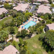 Mediterra Apartments Aerial View