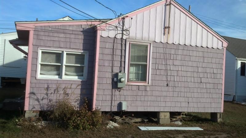 beach house exterior renovation