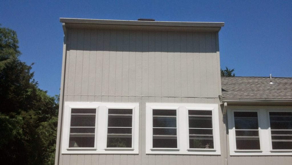new windows installed by Kelsey Exteriors