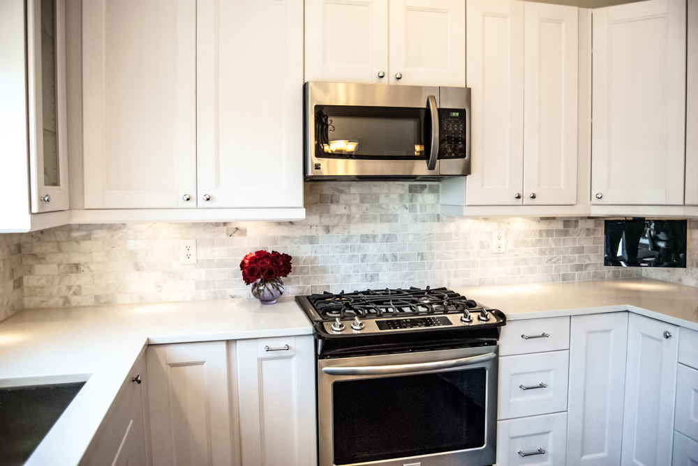 IKEA Kitchen AFTER remodel photos