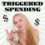 triggered spending Glitter Goddess