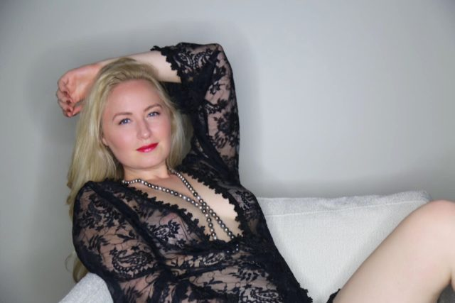 Naughty Time with Glitter Goddess Podcast