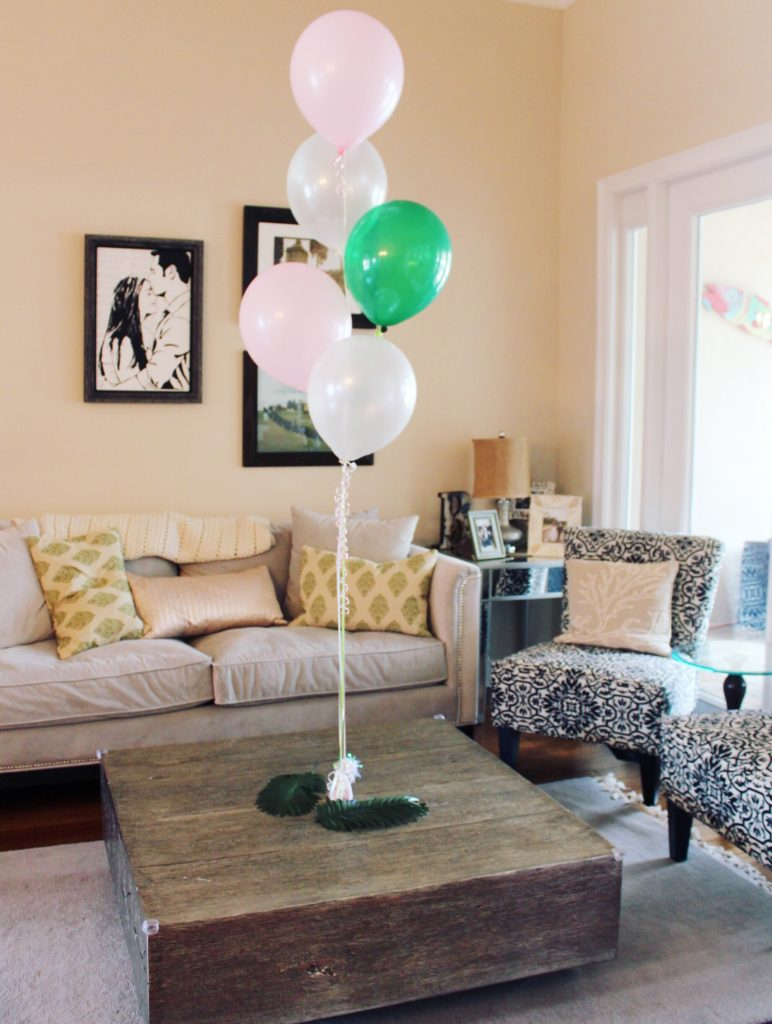 Balloons | Copacabana First Birthday Party
