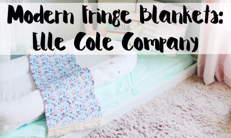 baby blanket, modern baby blanket, fringe blanket, soft blanket, soft baby blanket