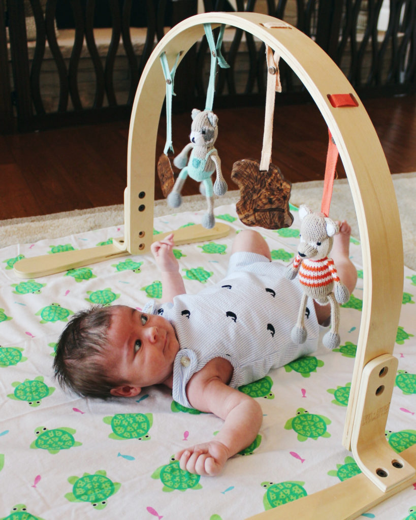 organic, wooden toys, organic baby clothes, wooden play gym