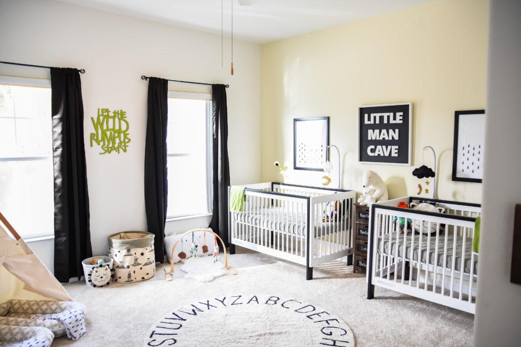 Monochrome Nursery