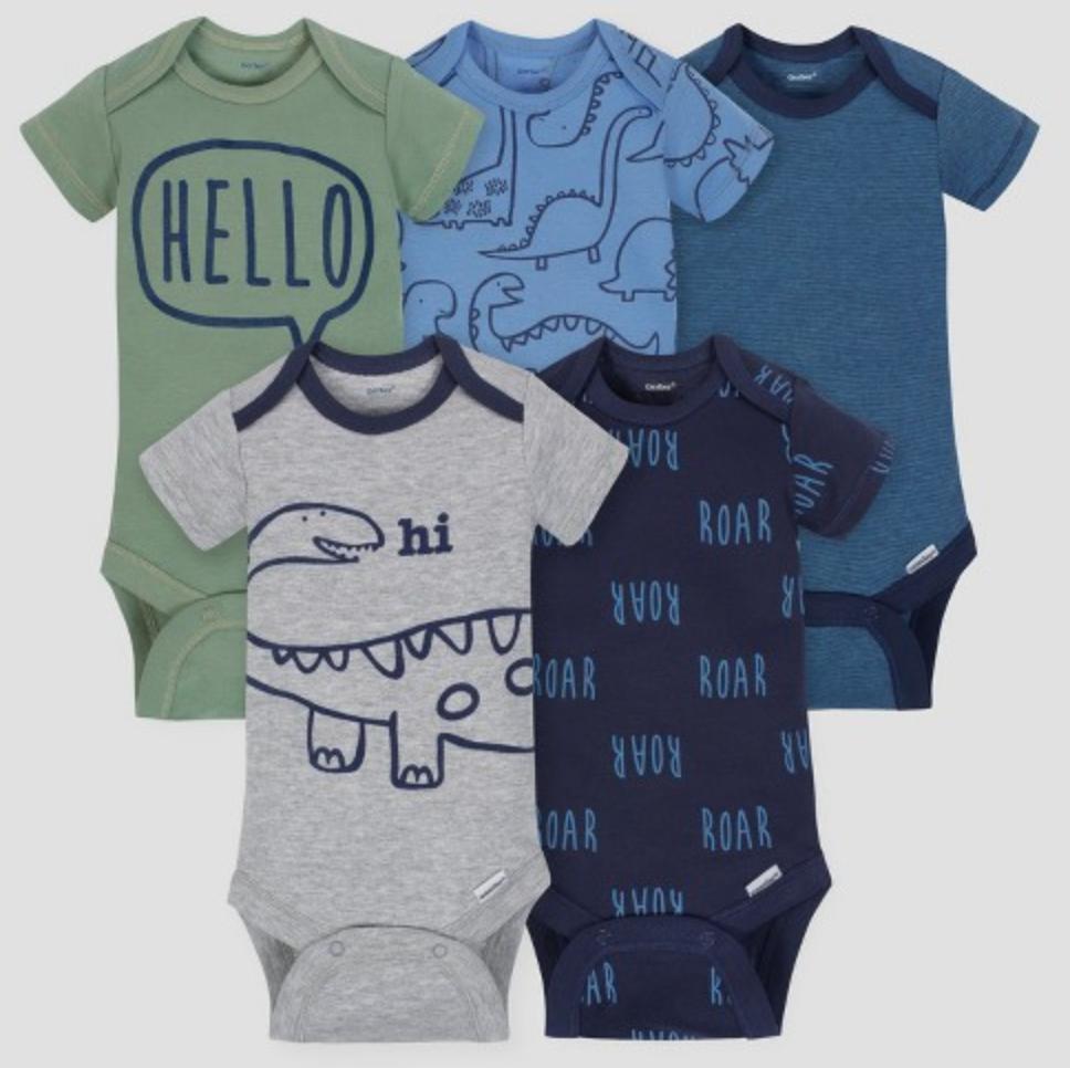 a Gerber baby halloween, gerber childrenswear