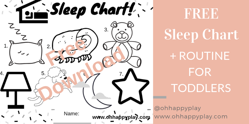 sleep chart for toddlers, sleep chart, stay in bed chart, sleep schedule for toddlers