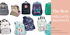 best backpacks for preschoolers, best toddler backpacks for preschool, preschool bags, bags for preschool, toddler backpack, stylish backpacks for preschool