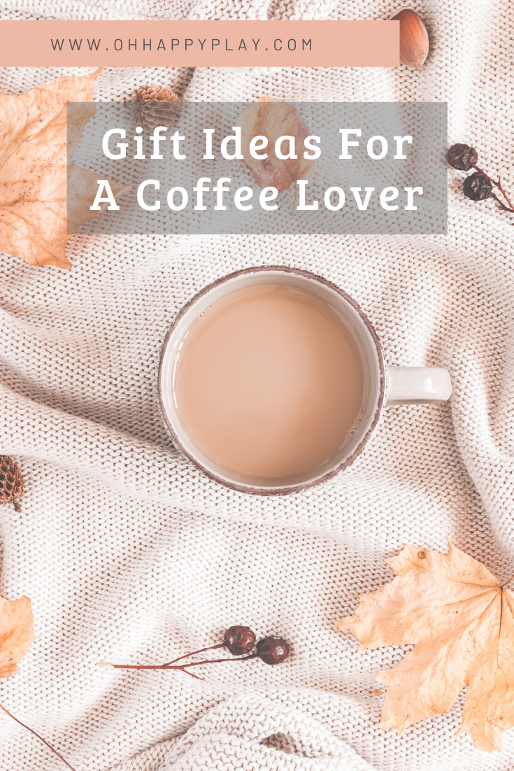 coffee gift, gift guide for moms