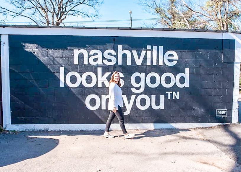 trip to nashville, girls trip to nashville, things to do in nashville, where to stay in nashville, bachelorette party nashville, wall murals nashville, instagramable spots in nashville