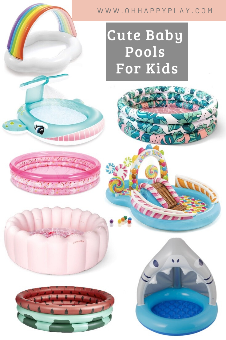 cute baby pools for kids, baby pool. outside toys for kids, pools for kids, inflatable pools, modern pools for kids, fun backyard toys for kids