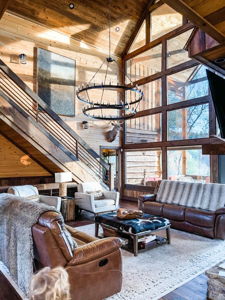 where to stay in blue ridge Georgia
