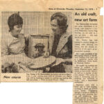 1974 / News & Chronicle. Sept.12th, 1974. page 7.