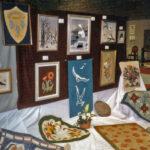 1987 / La guilde à l'exposition de l'OHCG de 1987___ Lakeshore Hooking Craft Guild at the OHCG 1987 Show