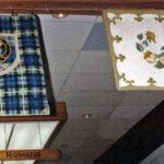 1991 / Exposition de la guilde à la Bibliothèque Beaconsfield___ Lakeshore Hooking Craft Guild Show at Beaconsfield Library