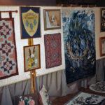 1992 / La guilde à l'exposition de l'OHCG de 1992___ Lakeshore Hooking Craft Guild at the 1992 Ontario Hooking Craft Guild Show
