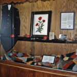 1995 /  Remembrance Day Display at Centennial Hall Lakeshore Hooking Craft Guild 20th Anniversary