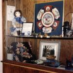 1995 /  Display at Centennial Hall Lakeshore Hooking Craft Guild 20th Anniversary