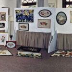 1995 / Exposition du 20e anniversaire de la guilde___ Lakeshore Hooking Craft Guild Show 20th Anniversary Sept.-30 - Oct. 1st, 1995