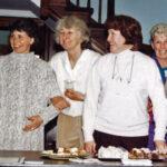 1996  / Célébration du 21e anniversaire de la guilde, en avril 1996___ 21st Anniversary Celebration during April Meeting