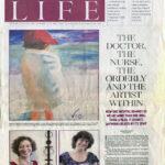 2011 / Carolyn Ells dans le journal Montreal's Gazette! ___ Carolyn Ells rugs has been showcased by The Montreal's Gazette.