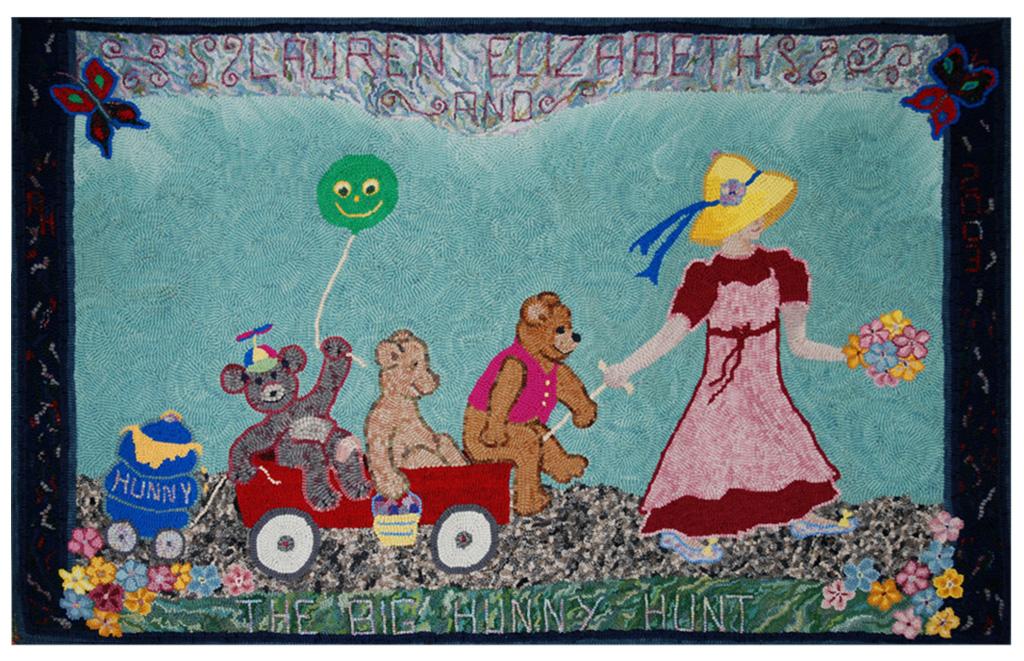 Alice Hamilton. Lauren Elizabeth and the Big Honney Hunt. Original