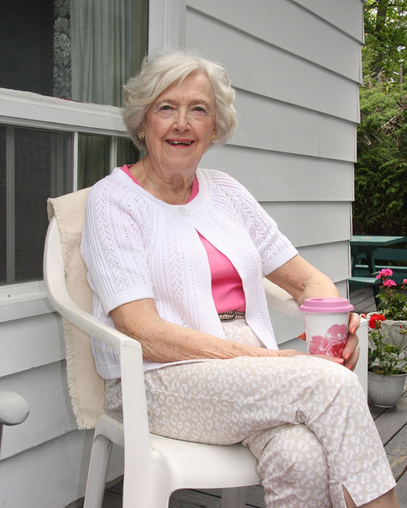 Lois J. Morris. Photo: Ti Seymour