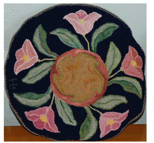 Alice Hamilton. Tulipes. Original