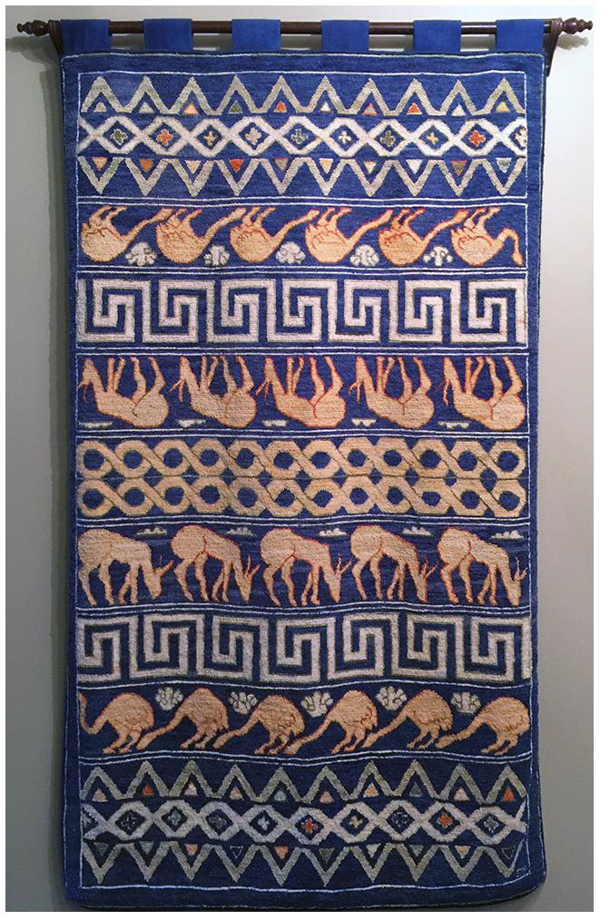Sally Perodeau. Euclid, a McGown-Flynn pattern