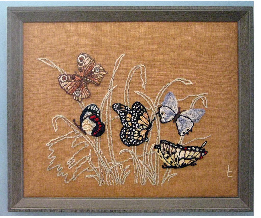 Lorayne Charenko, Butterflies