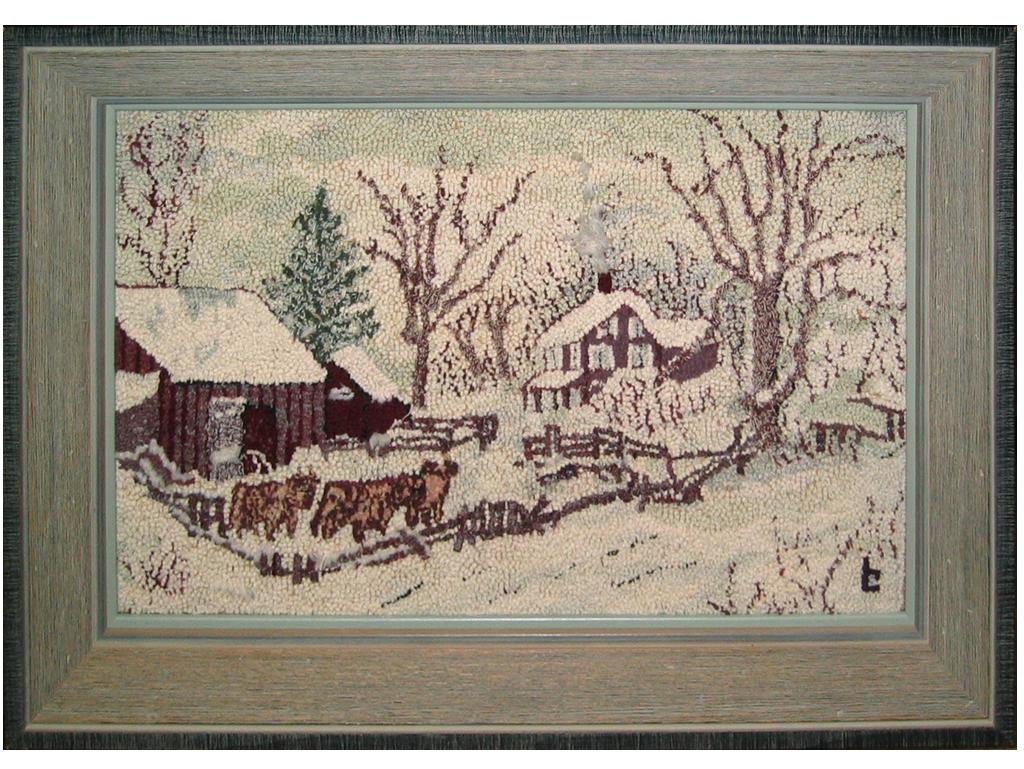 Lorayne Charenko., Winter