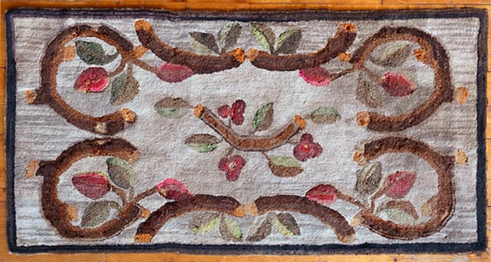 Patron Bluenose crocheté par Charity Morehouse.