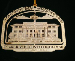 Pearl River County Courthouse