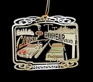 Cruisin ornament