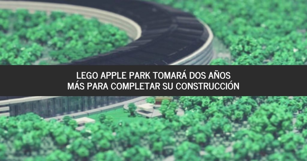 Lego Apple Park