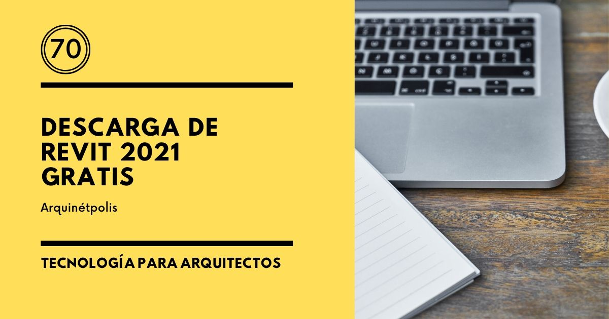 Descarga de Revit 2021