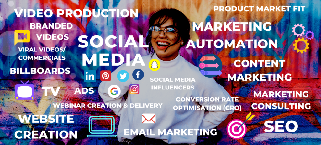 Our Services: Marketing