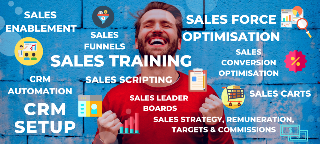 Our Services: Sales